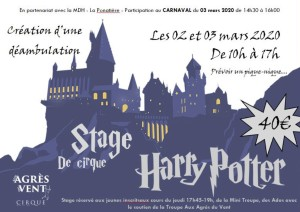 Stage Harry Potter